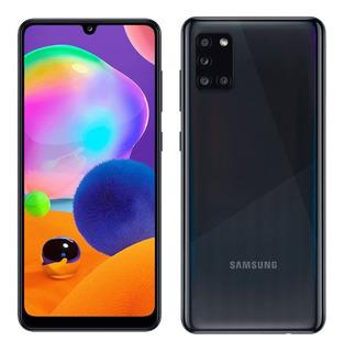 Smartphone Samsung Galaxy A31 128gb 4gb Ram Preto