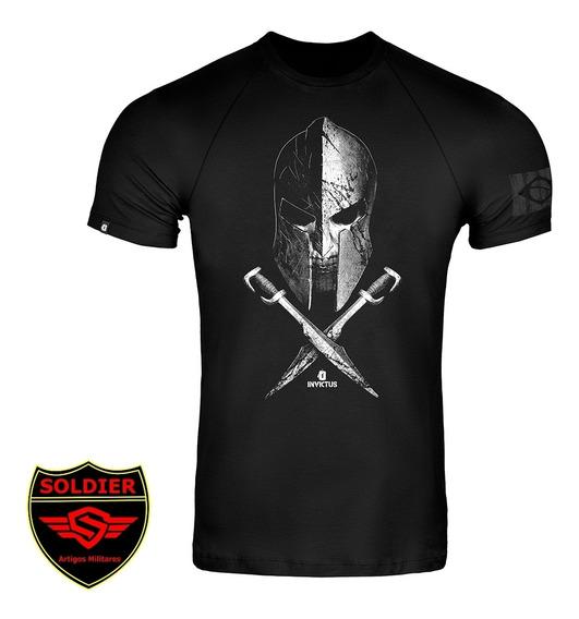 Camisa T Shirt Invictus Sparta