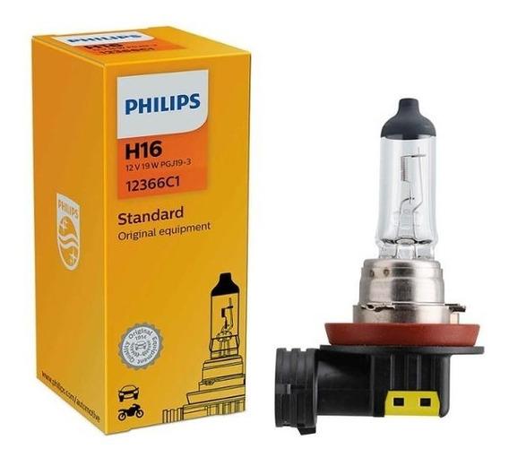 Lâmpada Philips Standart 19w 12v Pgj19-3 H16 Farol
