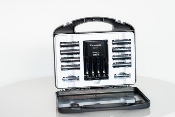 Panasonic Eneloop 8x Aa (2550mah) 2x Aaa (950mah)