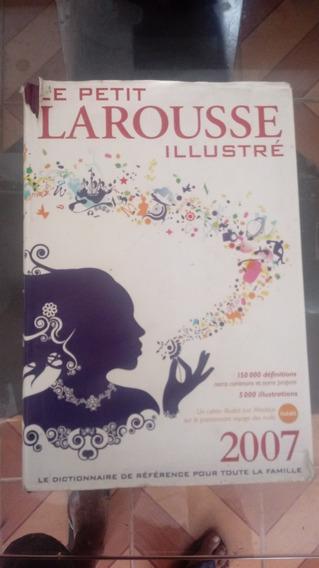 Livro Dicionario Francês T Grande Completo Nome Própios