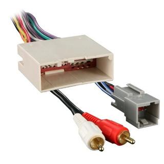 Metra 70-5521 Arnes De Cableado De Radio Para El Amplificado