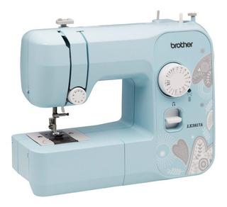 Máquina de coser Brother LX3817A Aqua 110V