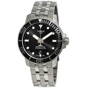 Relógio Tissot Seastar 1000 Automático Dial -t1204071105100