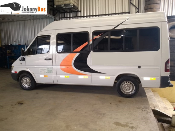 Mercedes-benz Sprinter Cdi 313 Executiva Ano 2010 Johnnybus