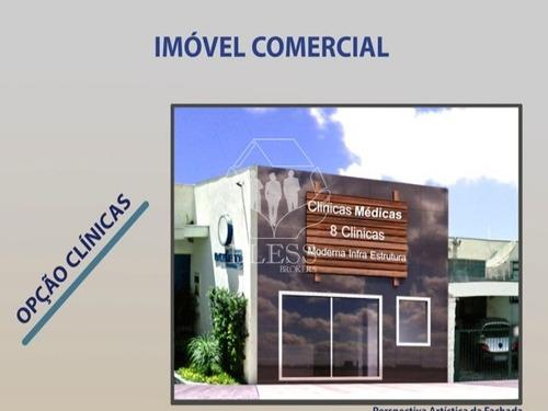 Casa Comercial Para Locação Centro, Jundiaí/sp - Cm00059 - 33258378