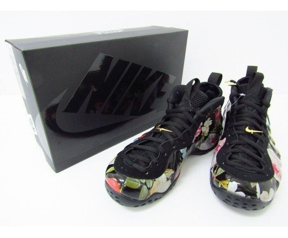 Zapatillas Nike Air Foamposite One Floral Basquet Pro