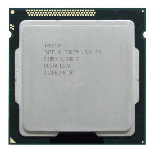 Imagem 1 de 1 de Processador Intel Core I3-2120 2º Geração 3.30 Ghz Garantia