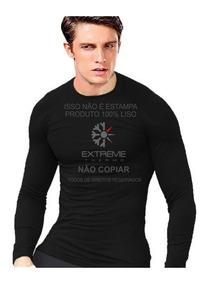 Camisa Térmica Segunda Pele Verão Proteção Uv +50 Extreme