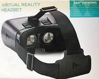 Lentes De Realidad Virtual Mvmt (virtual Reality Headset)