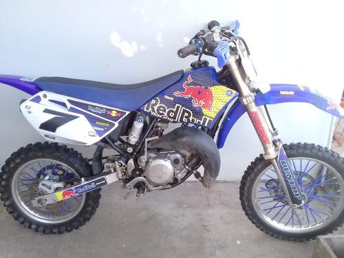Yamaha Yz 85 Año 2011