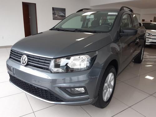 Volkswagen Saveiro 1.6 Gp Cd Trendline 2020 0km Punta Motors
