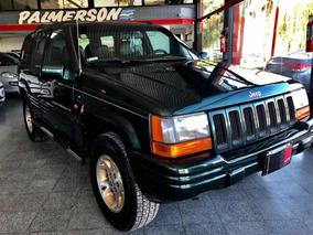 Jeep Grand Cherokee 5.2 V8 Limited 1997