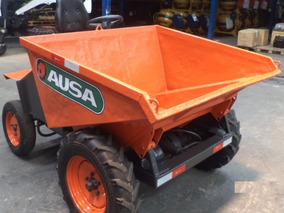 Dumper, Marca Ausa, Mod. Dh150, Diesel, Capacidade 1.500kg!!