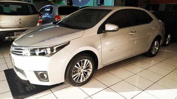Toyota Corolla Altis Automático Flex 2017
