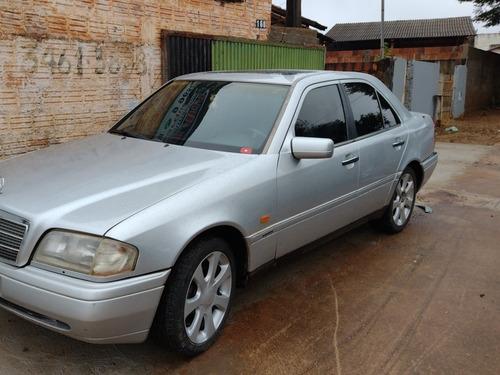 Imagem 1 de 4 de Mercedes-benz Classe C C220 Elegance