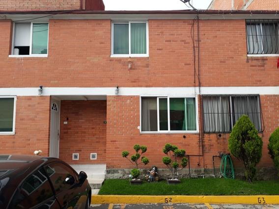 Rento Casa Amueblada En Condominio Horizontal