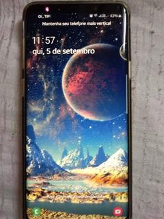 Samsung S9+ Com Acessorios, Troco Em iPhone