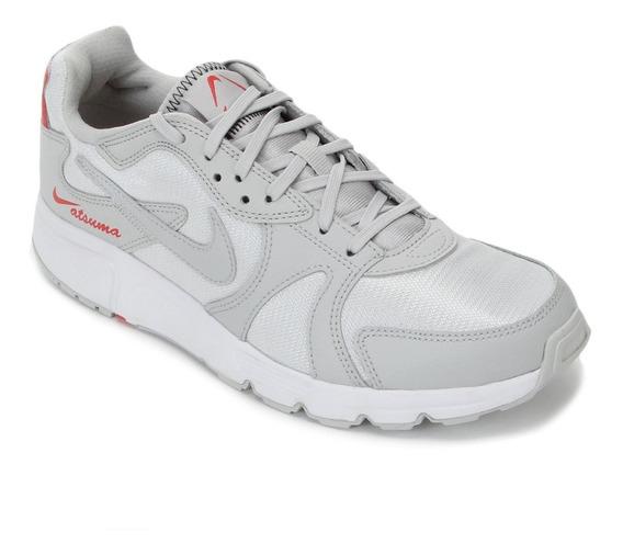 Tênis Nike Atsuma Masculino Cinza - Casual