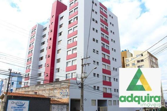 Apartamento Padrão Com 3 Quartos No Edifício Piquiri - 4919-l