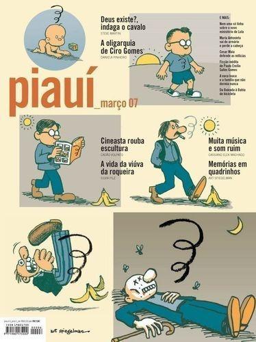 Livro Revista Piauí Nº 6 - Março Piauí