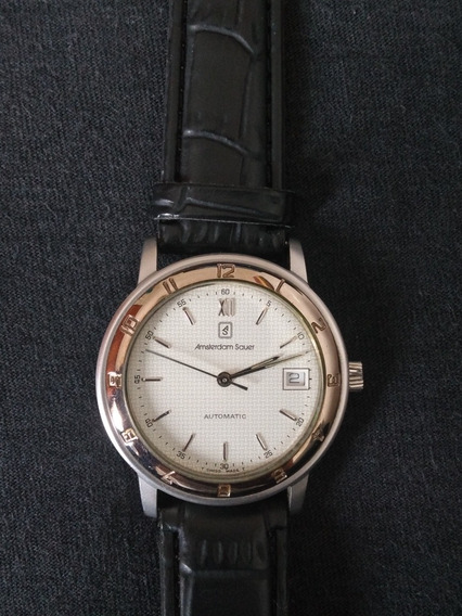 Relógio Amsterdam Sauer Geneve