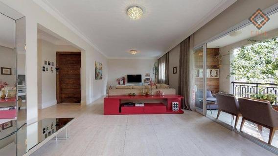 Apartamento Com 4 Dormitórios À Venda, 224 M² Por R$ 2.750.000 - Perdizes - São Paulo/sp - Ap45932