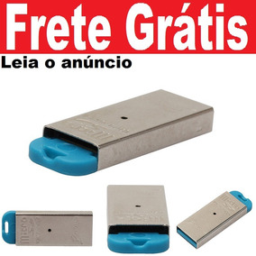 Leitor Usb Cartão Micro Sd Classe 10 E 4 Adaptador Pen Drive
