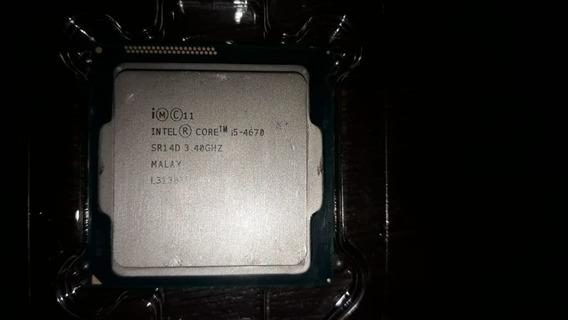 Processador Intel I5 4670