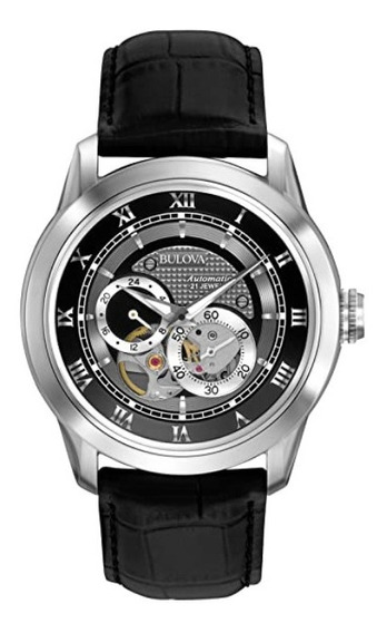 Relógio Bulova Automatic 96a135
