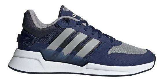 Zapatillas adidas Run 90s Azul Hombre Oficial