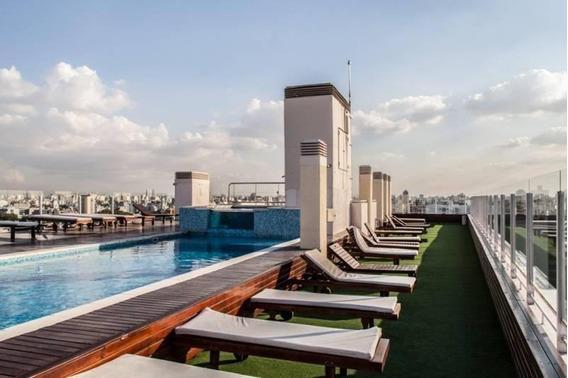 Hermoso Monoambiente Subdivisible En Live Hotel - Palermo Hollywood