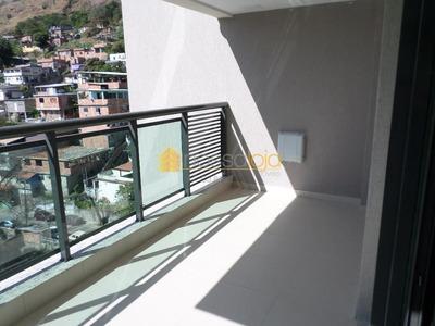Apartamento Residencial À Venda, Vital Brasil, Niterói. - Codigo: Ap2972 - Ap2972