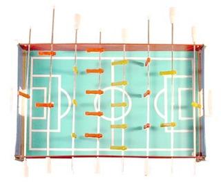 Metegol De Mesa (80x60) Linea Nen 10 Juguetes Tradicionales