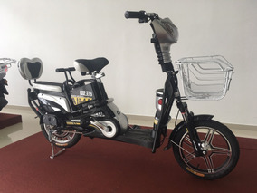 Bike Eletrica Aima K8-f Preto