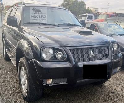 Pajero Sport Hpe 3.5 V6 4x4 - 06/07 - Automática, Completa*