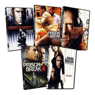 Prison Break Serie Completa 5 Temporadas En Hd