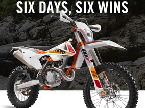 Ktm 500 Exc F Six Days 2018 Motoswift