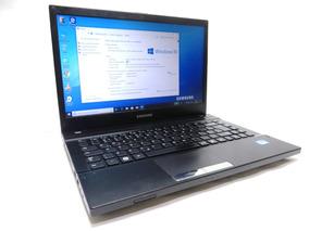 Notebook Samsung Np300v4 Core I5 6gb 500gb Win10 Seminovo