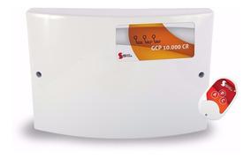 Central De Alarme Choque Cerca Elétrica Protetor 10000cr Gcp