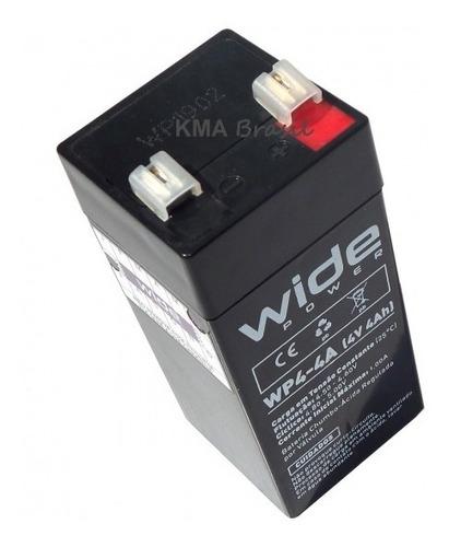 Baterias Recargables 4v 4ah