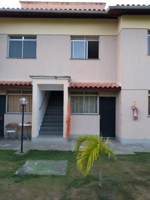 Apartamento Mobiliado Em Lauro De Freitas- Citta Napoles - Gipk359