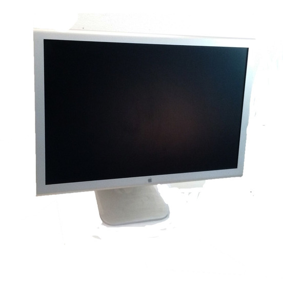 Monitor Lcd Apple Cinema Display A1081 20¨