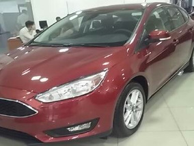 Ford Focus 100% Financiado En Cuotas Oc