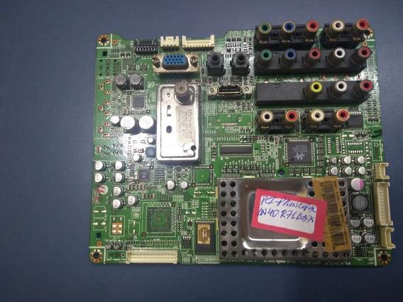 Placa Principal Tv Samsung Ln40r71bax Bn91-01429d Cx3