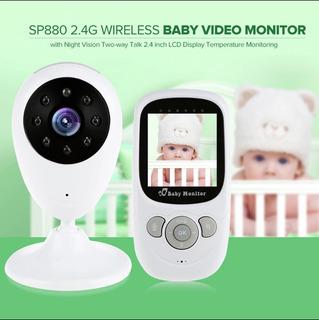 Monitor Wireless Video A Color Bebe