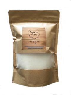 Sal De Epsom 1 Kg Organico Y Vital