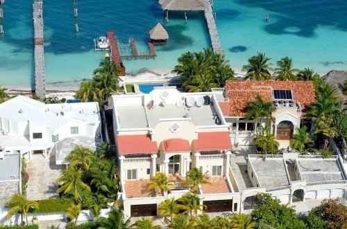Residencial En Venta Frente Al Mar En Cancún