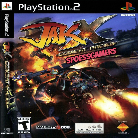Jak 4 X Combat Racing Ps2 Patch .