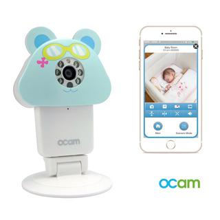 Ocam Zoo Wi-fi Inalámbrica Bebé Monitor De Seguridad Cámara